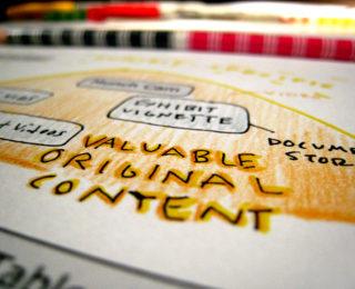 Il Content Marketing e l'efficacia dei contenuti sul web… spiegati in un'infografica!